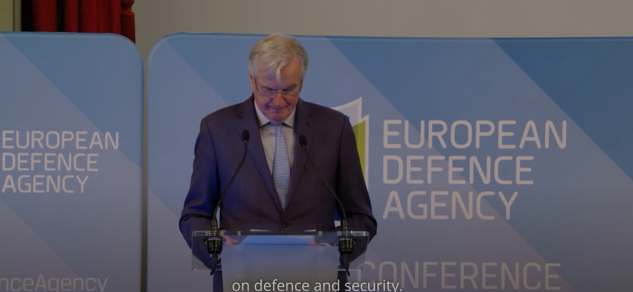 AA-EDA Annual Conference 2019 Michel Barnier speech (highlights)
