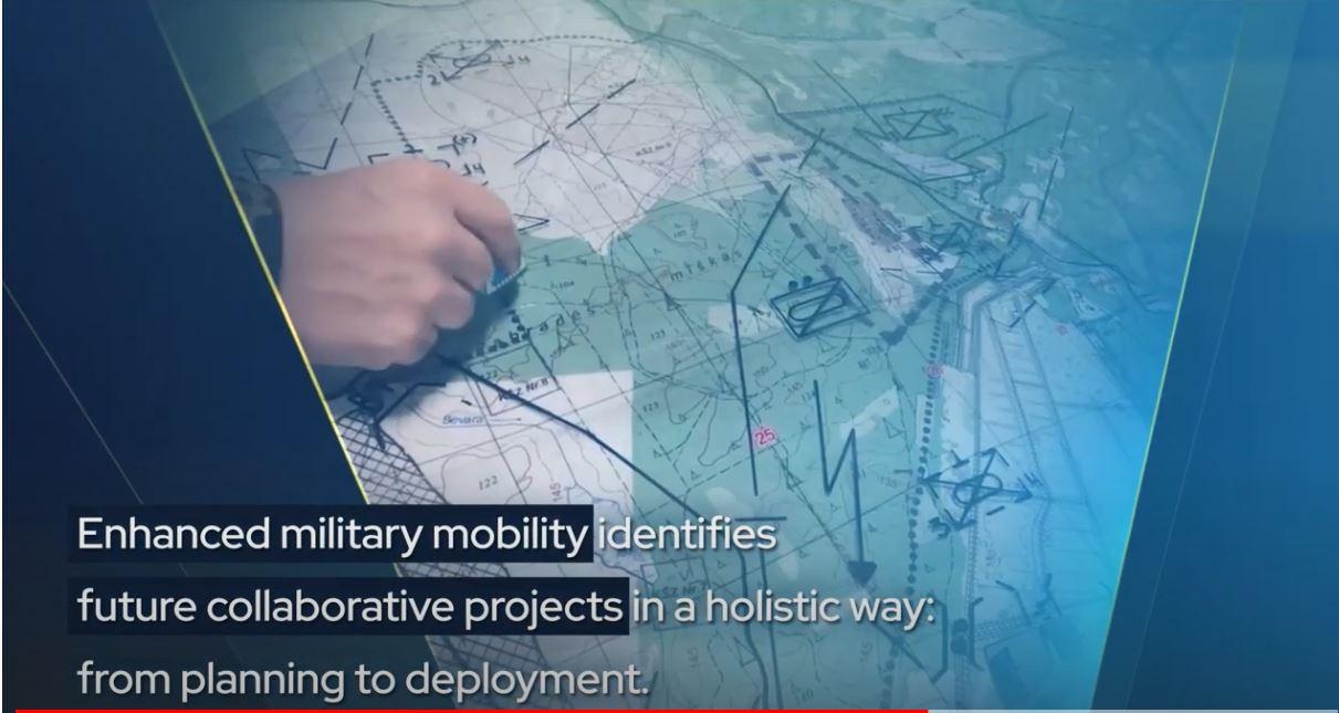 Enhanced Military Mobility