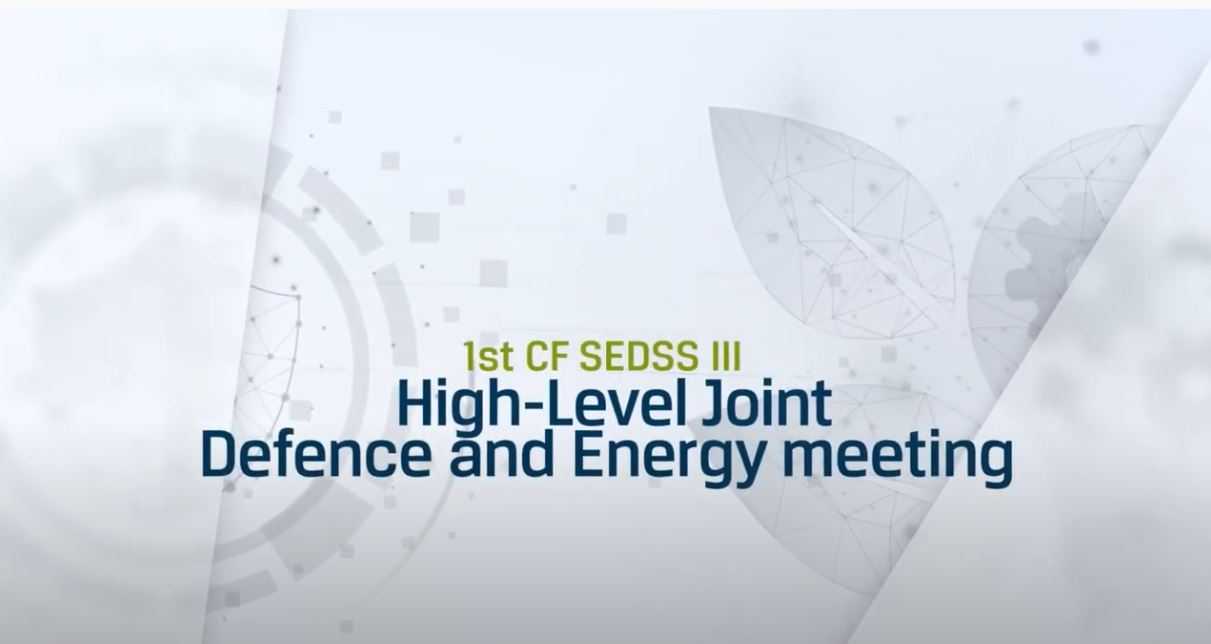 First High-Level Joint Defence