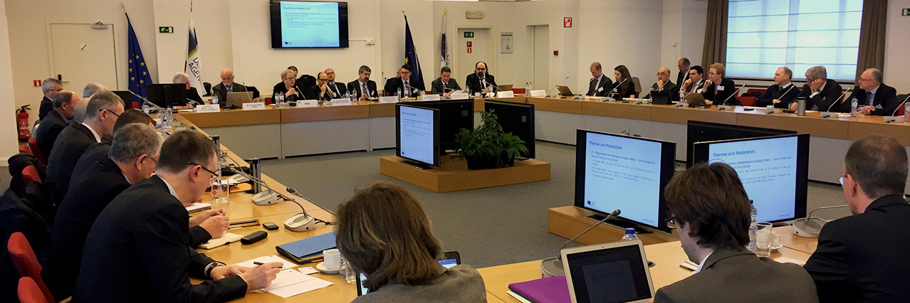 EDA Workshop on Defence Industry and Market Matters