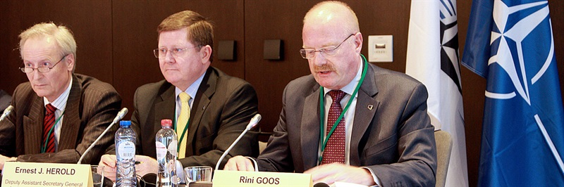 Deputy Chief Executive Addresses NATO Parliamentary Assembly