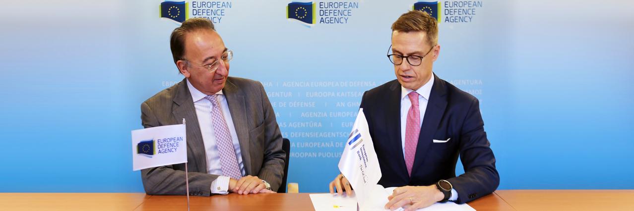 EIB signs Cooperative Financial Mechanism (CFM) arrangement