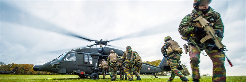 Live Exercise Brings 10th EDA Helicopter Training Programme To A Close