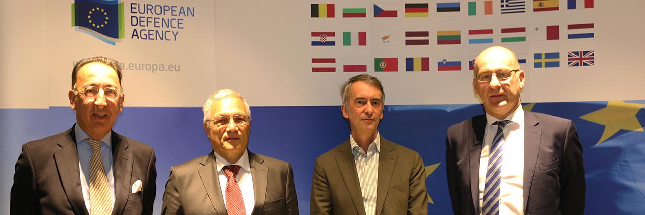 Cyber: EDA, ENISA, EC3 and CERT-EU discuss future cooperation