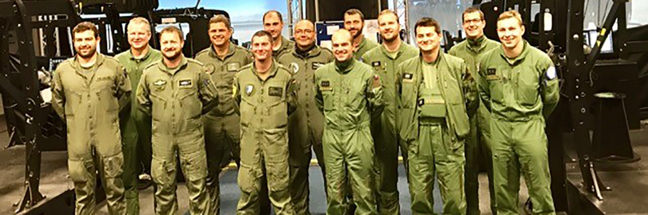 50th EDA Helicopter Tactics Course (HTC) completed