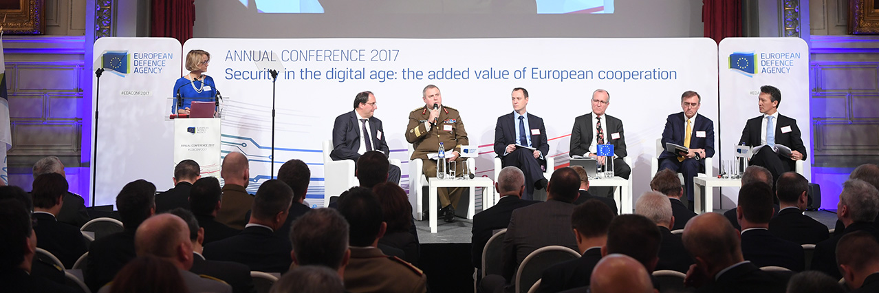 Annual conference delivers insights on future of cyber defence