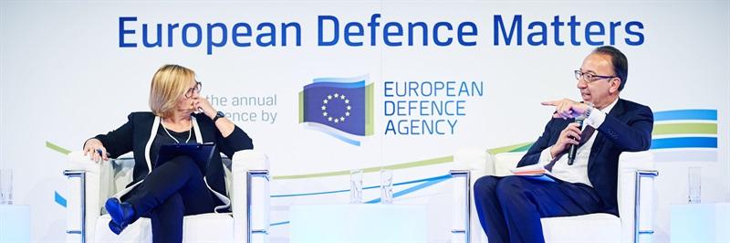 """European Defence Matters"": EDA annual rendez-vous"