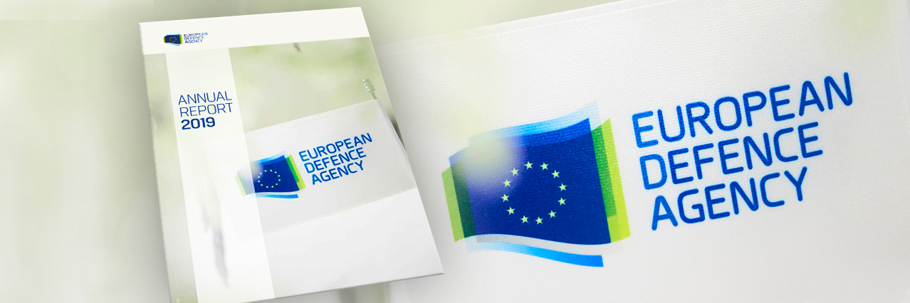 EDA's Annual Report 2019 is out!
