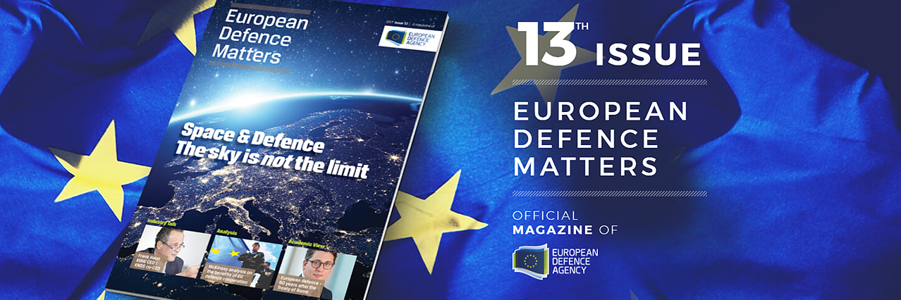 ONLINE now: the new EDA magazine is out!