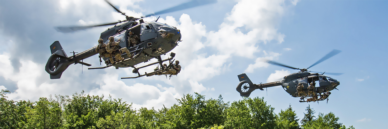 Development of Multinational Helicopter Training Centre moves ahead