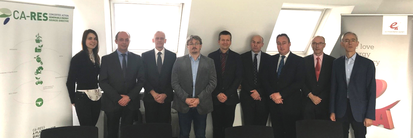 First renewable energy expert level meeting held in Vienna