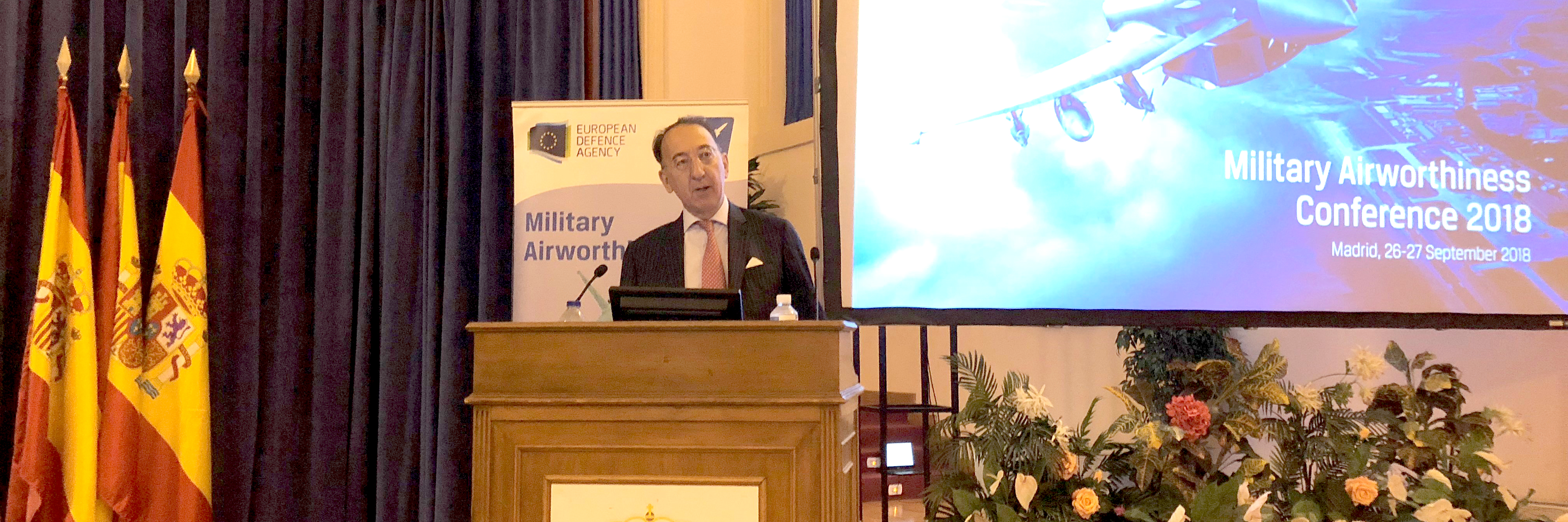 2018 Military Airworthiness Conference opens in Madrid