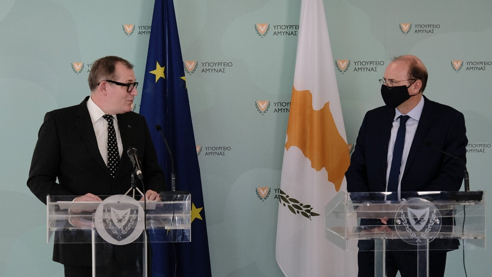 CE in Cyprus for high-level talks