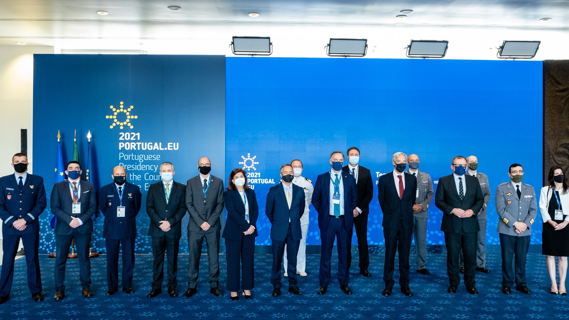 CE in Portugal for talks and informal EU defence ministerial