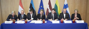 Initiative to mitigate human-related risks in cyber space signed