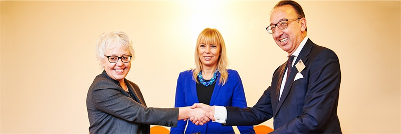 EC and EDA sign agreement on defence-related research