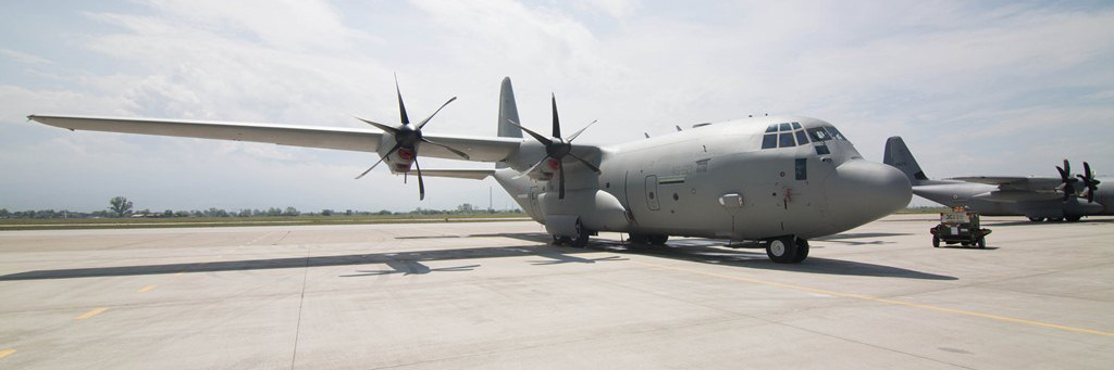 Successful airlift training series continues