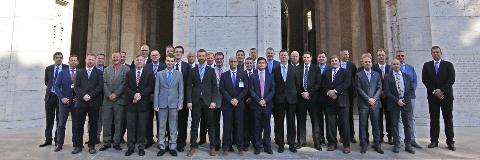 EDA Personnel Recovery team celebrates 10th anniversary