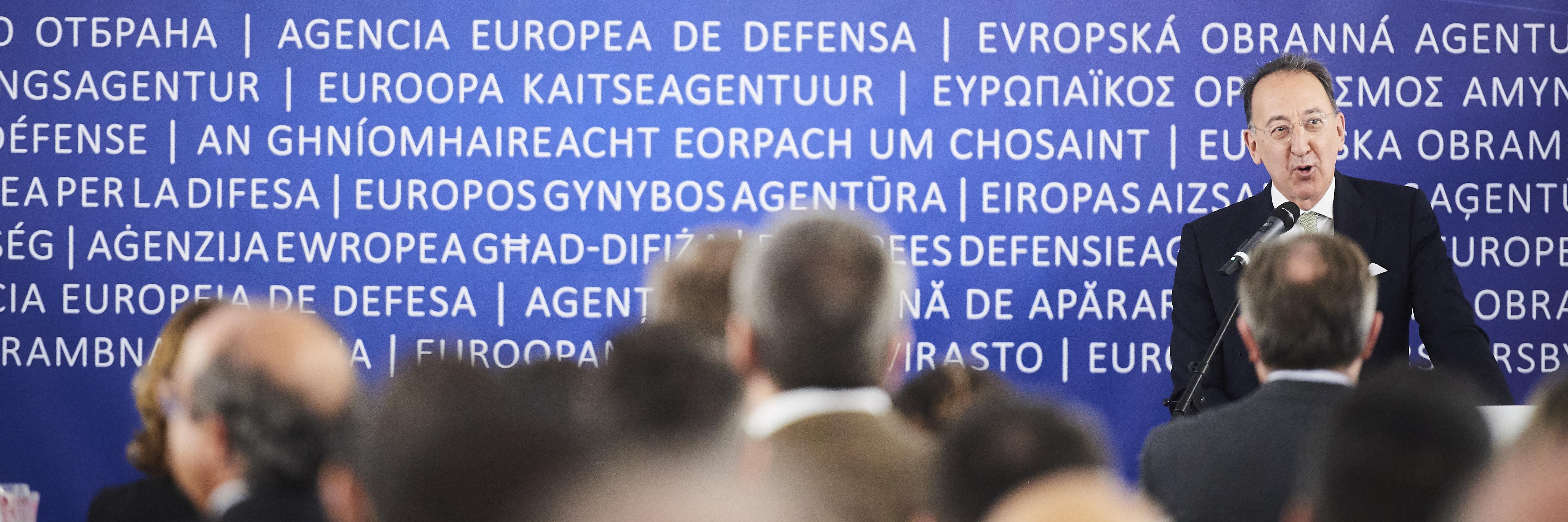 EDA bids farewell to Chief Executive Jorge Domecq