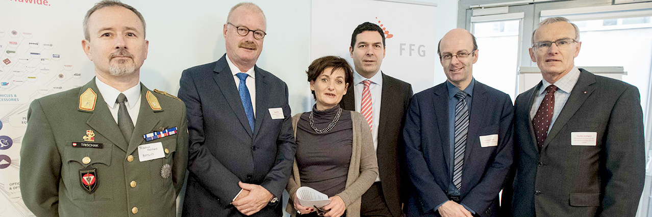 High industry attendance at Vienna seminar on EU funding for defence R&T projects