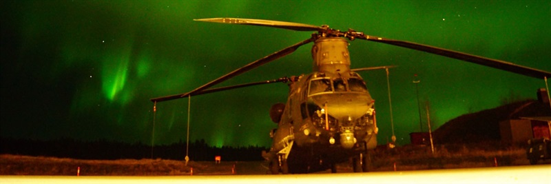 Third Helicopter Tactics Instructors Course successfully accomplished