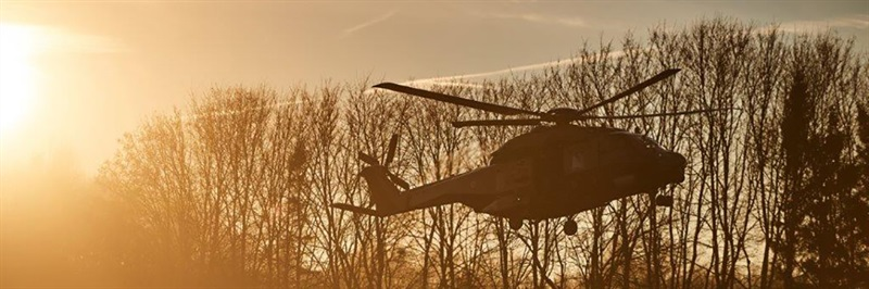 5th EDA Helicopter Tactics Instructors Course (HTIC) completed