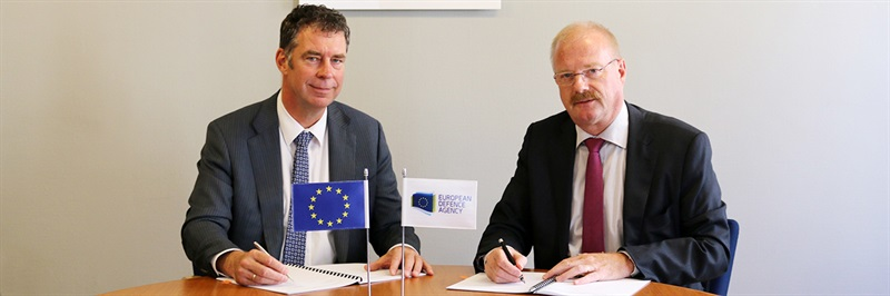Last contract of CBRN Joint Investment Programme signed