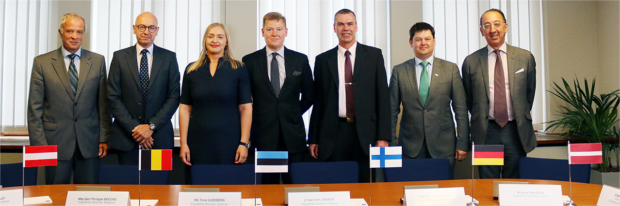 Six Member States agree to pool & share cyber ranges capabilities
