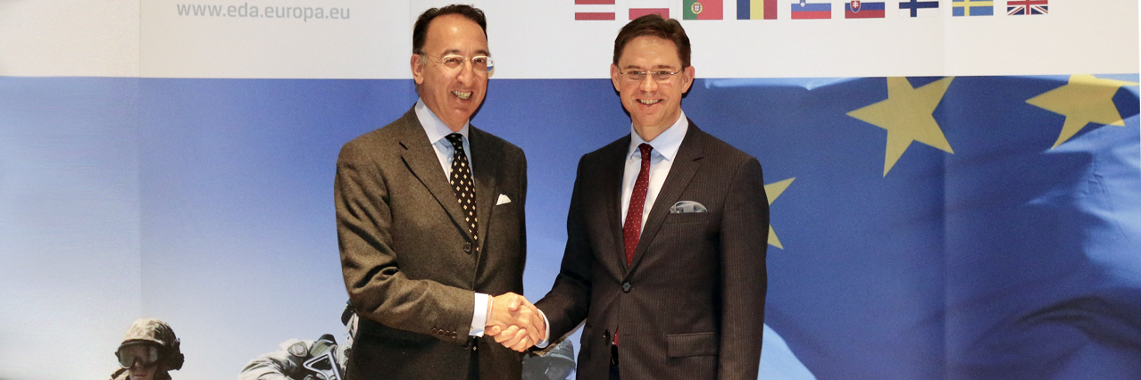 Commission VP Katainen attends R&T Steering Board meeting