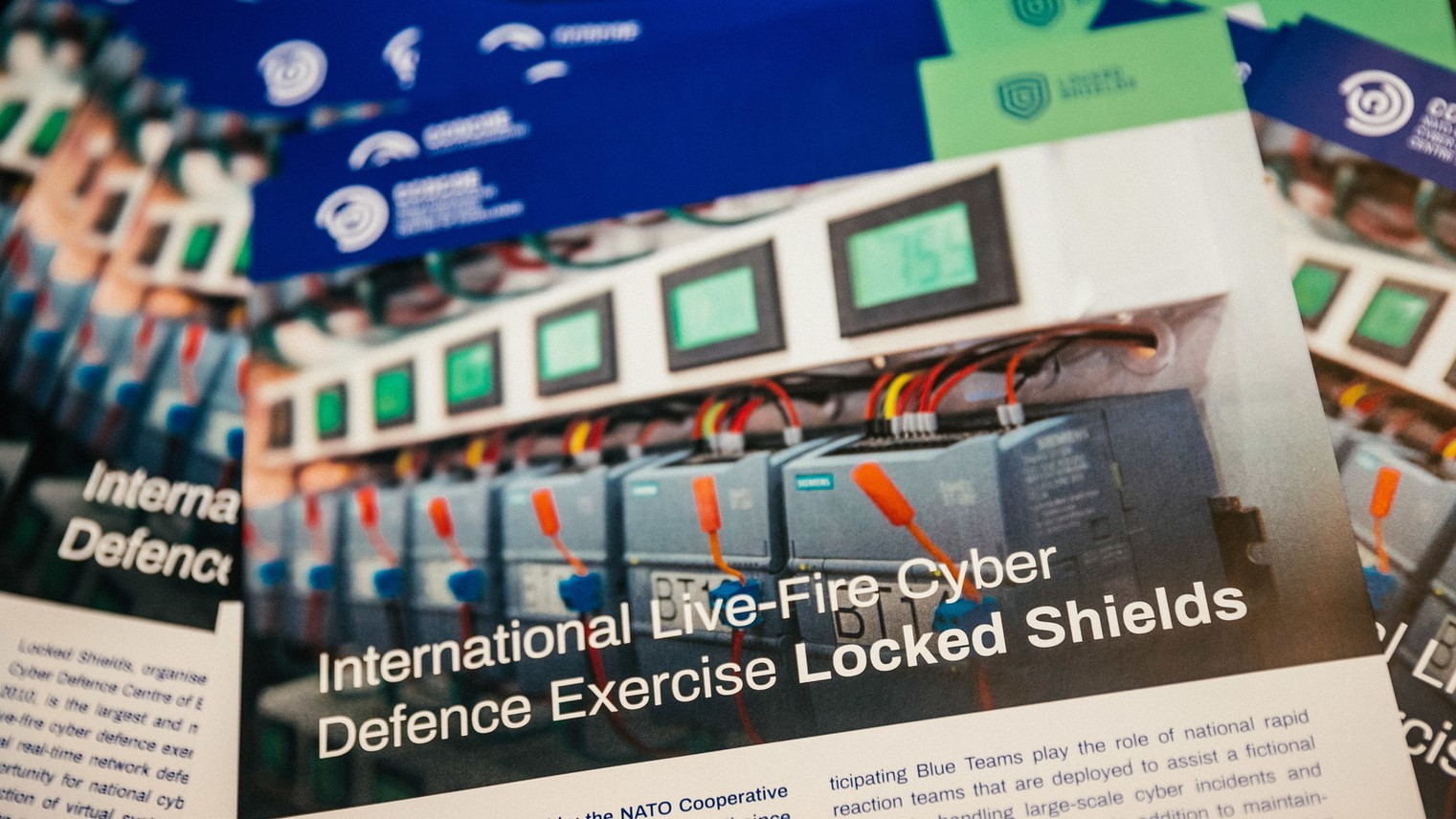 EDA participates in 'Locked Shields' cyber defence exercise