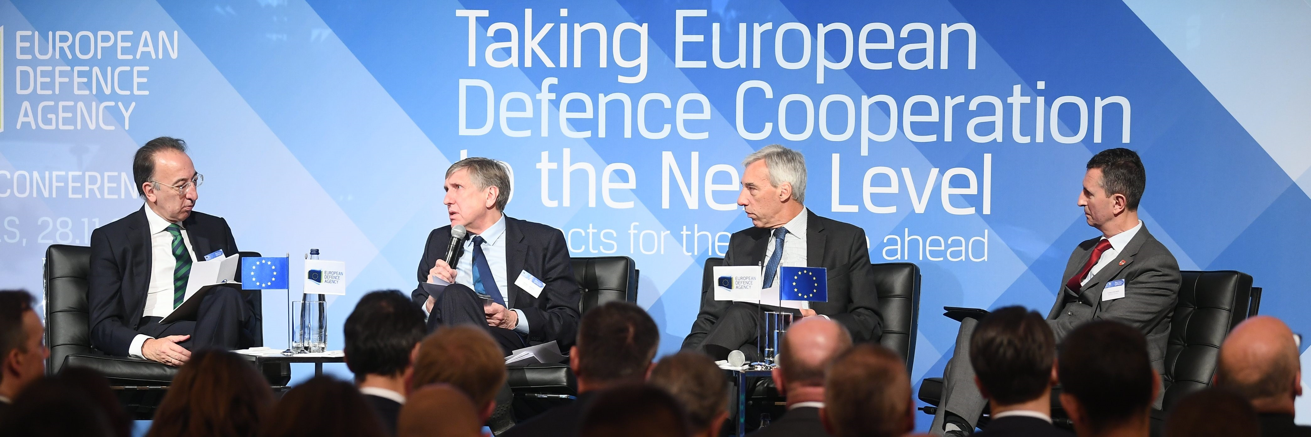 Annual Conference: Ministers join high-level debate on future of EU defence