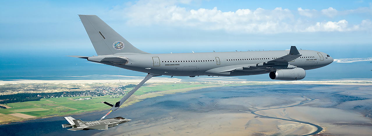 Multi-Role Tanker Transport Fleet (MMF) expands significantly