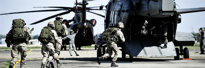 Personnel Recovery: A strong safety net for deployed personnel