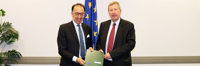 First EU Pilot Project in the field of defence research sees grant agreements signed for €1.4 million