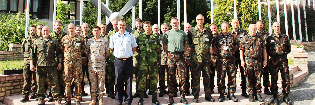 Joint Personnel Recovery Staff Course hosted by Hungary