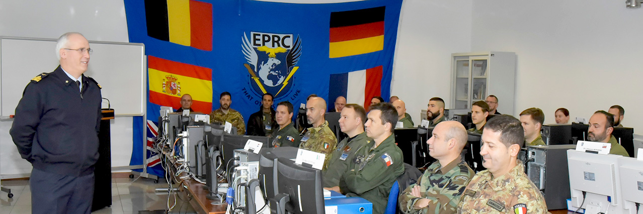 Personnel Recovery (PR) course hosted by European Personnel Recovery Centre