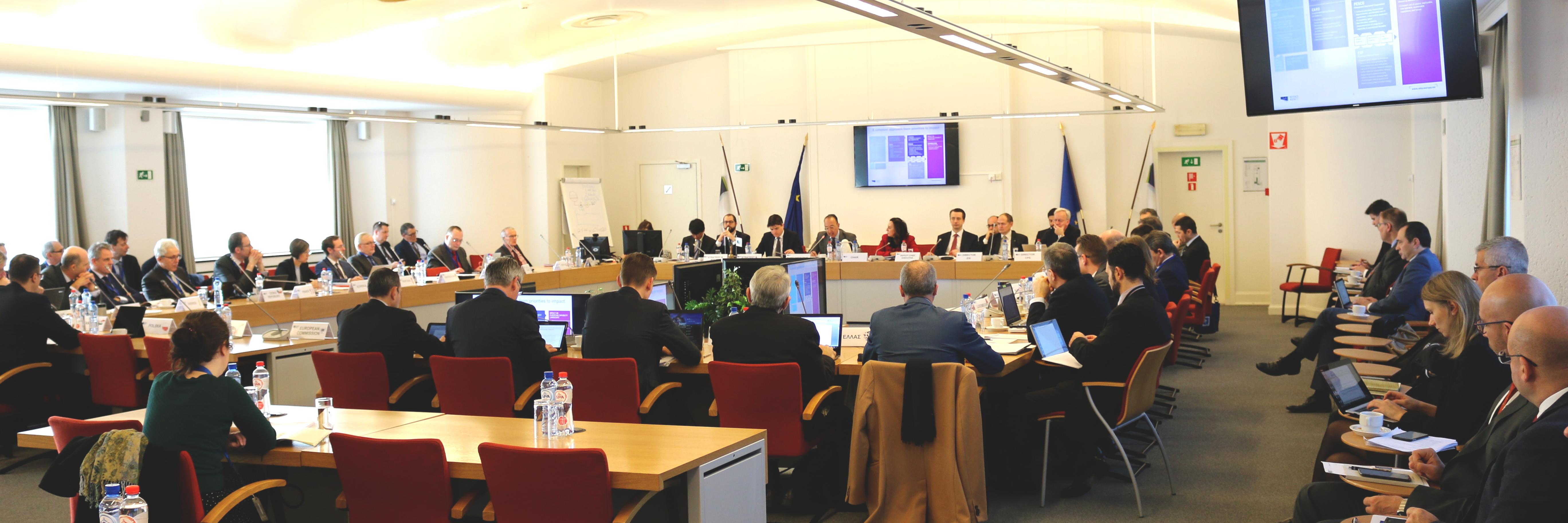 R&T Steering Board meeting focused on OSRA