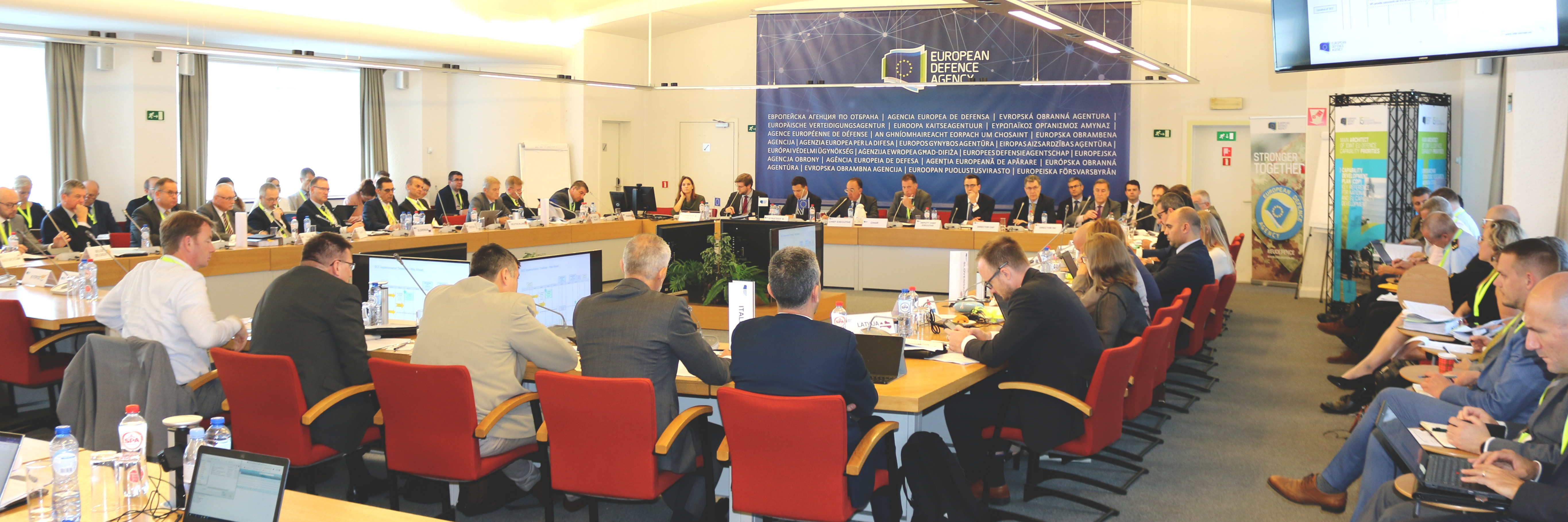 Strategic Context Cases approved for implementation of EU Capability Development Priorities