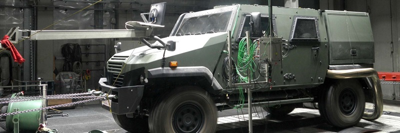 Towards an open architecture for military land vehicles