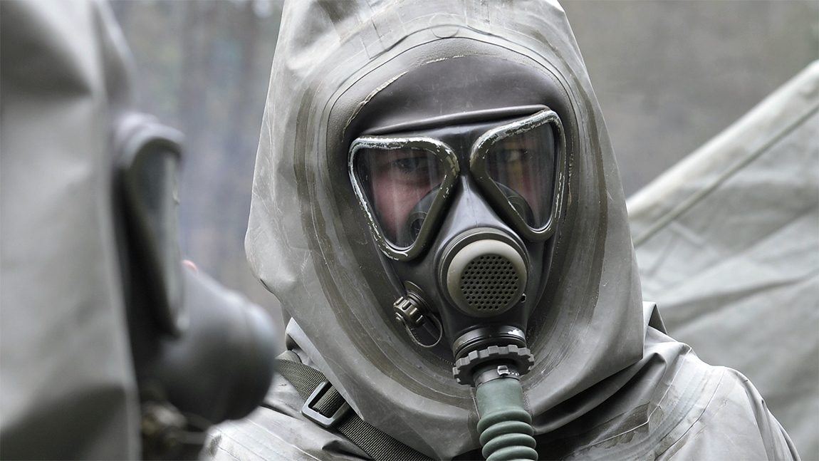CBRN SaaS project enters operational phase