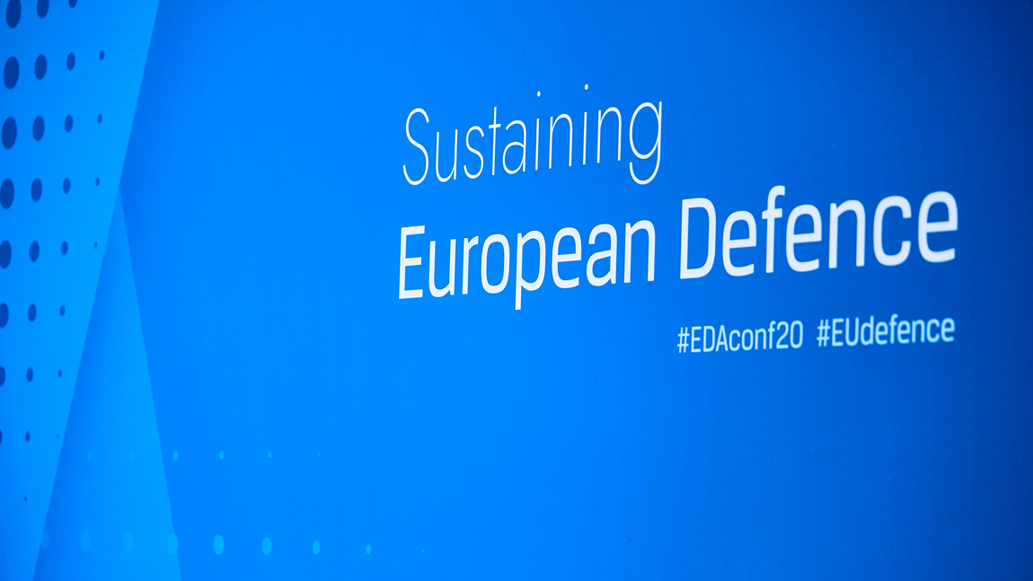 "Annual Conference discusses ""Sustaining European Defence"""