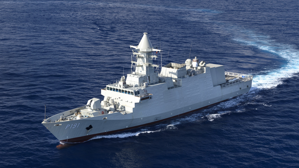 EDA to support 'European Patrol Corvette' PESCO project