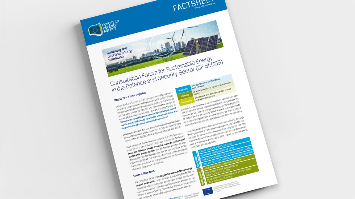 Factsheet CF SEDSS Phase III