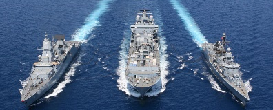 EU maritime security: from strategy to action