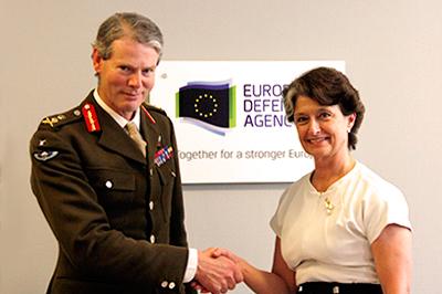 EDA Sign Procurement Arrangement with EUFOR Althea