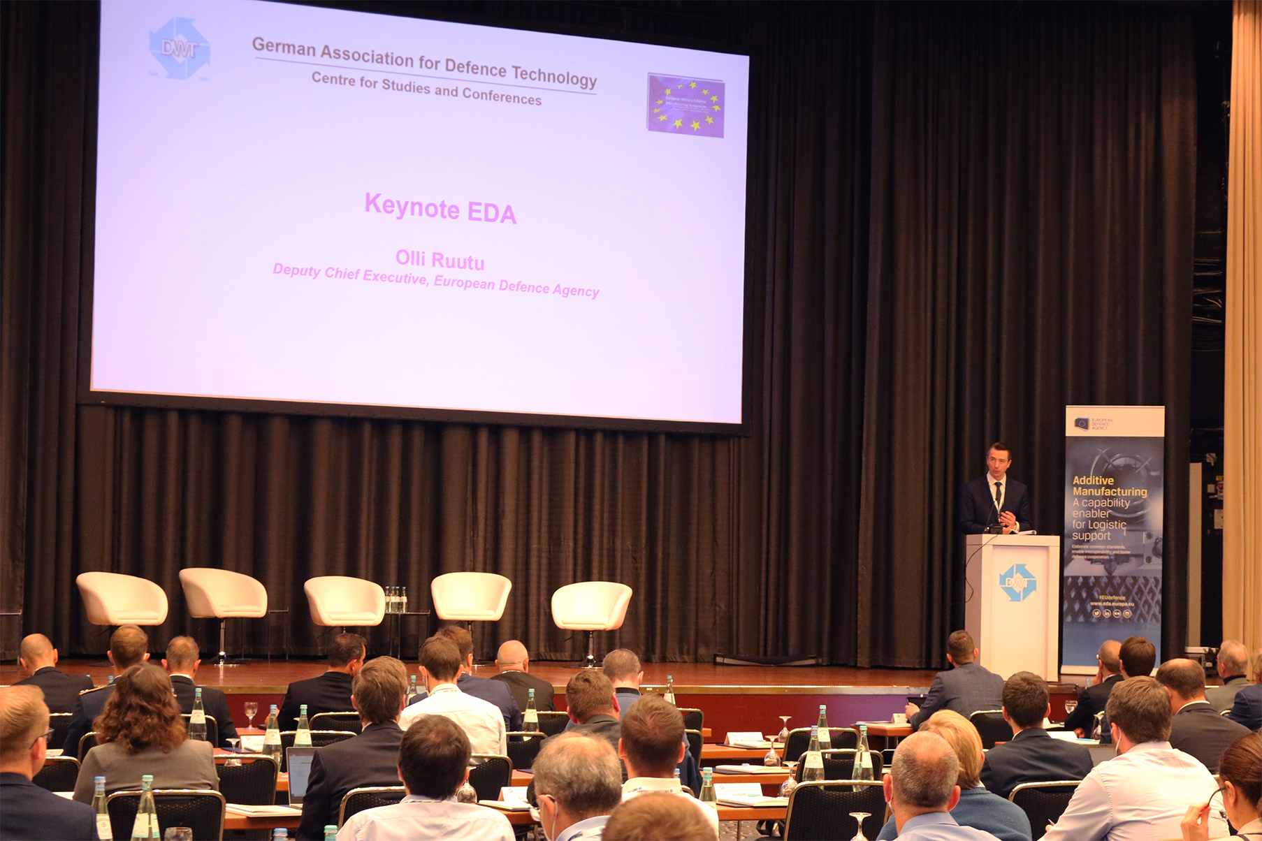 Additive Manufacturing's impact on military logistics yet to be fully embraced conference hears