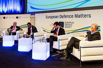 European Defence Matters: Free Debate on Role of EDA