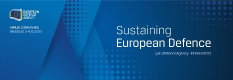 EDA Annual Conference to focus on 'Sustaining European Defence'