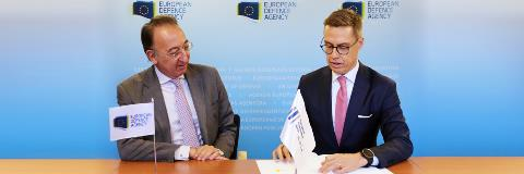 EIB signs Cooperative Financial Mechanism (CFM) arrangement