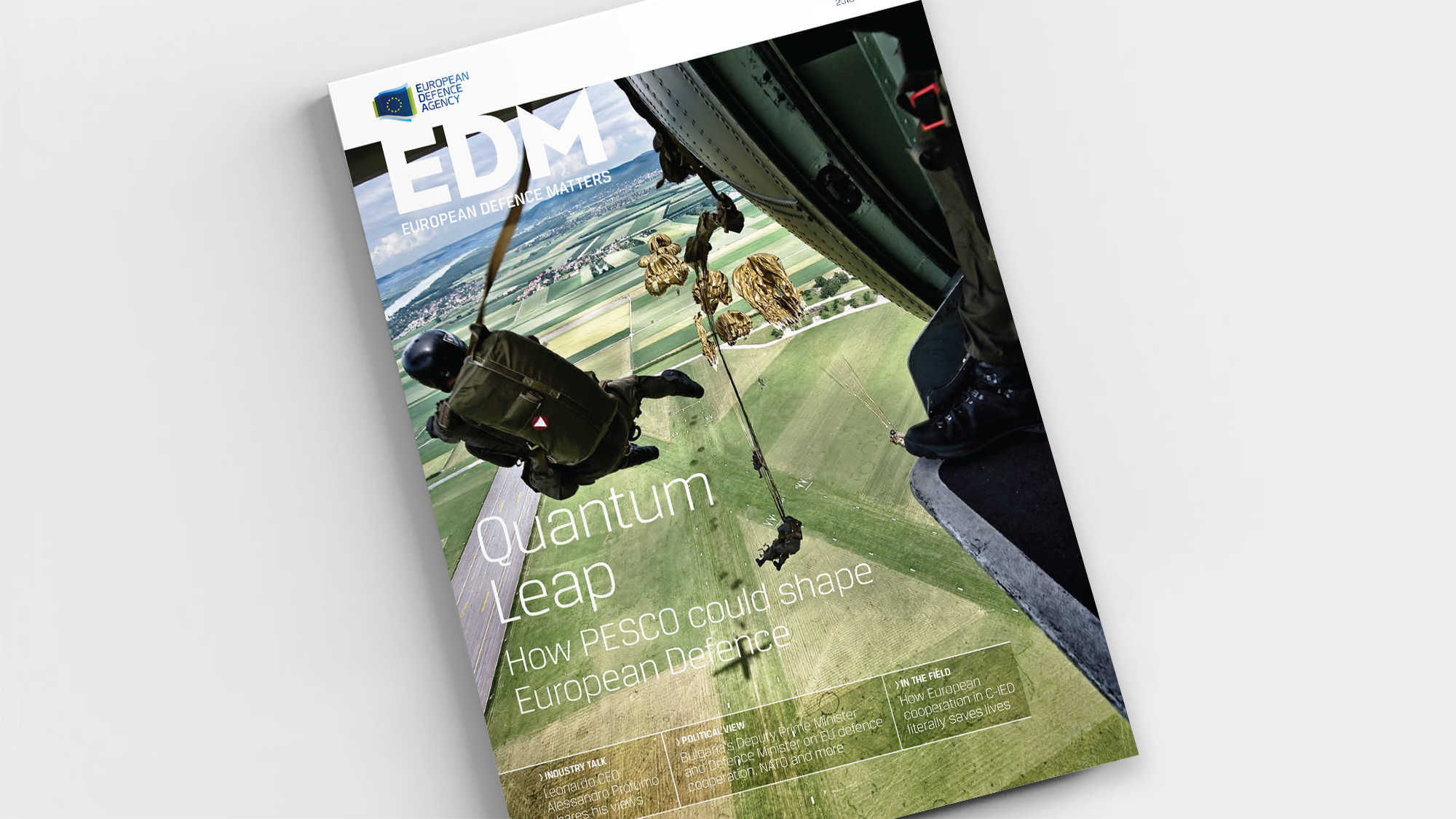 EDM Magazine issue 15